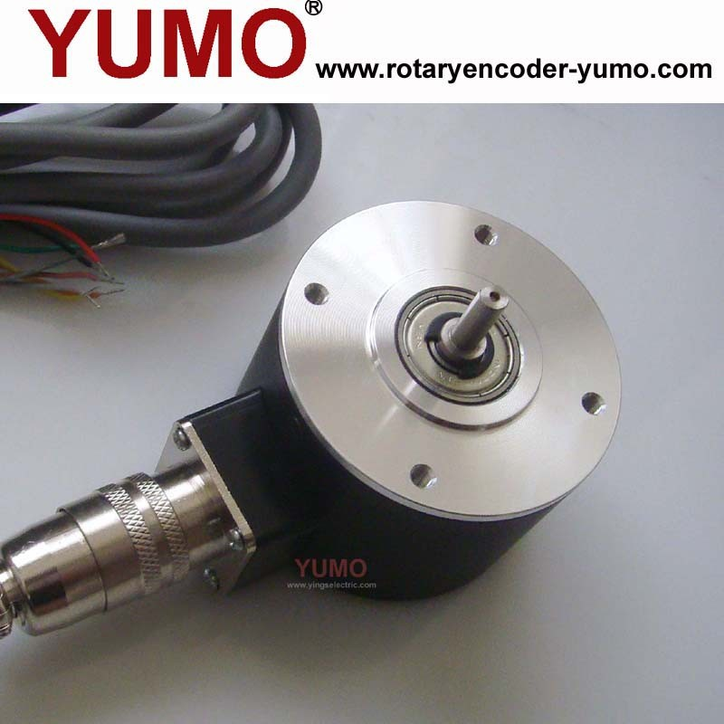 ISC6005 optical shaft rotary encoder pulse price Incremental servo motor encoder cable