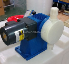 Mechanical diaphragm liquid metering chemical dosing pumps
