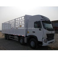 HOWO 6*4 6*4 cargo stock truck/all wheel drive truck