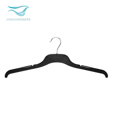 China Wholesale High Quality custom fancy clothes plastic hanger for one-piece dress
