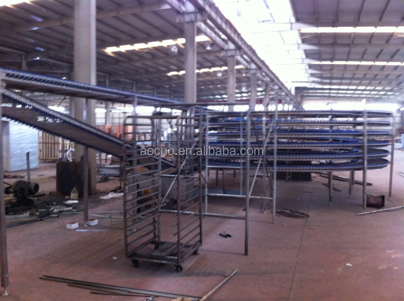 loaf bread baking equipment line