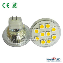 2016 Hot sale 1.8W MR11 5050SMD LED spotlight MR11 dimmable lamp