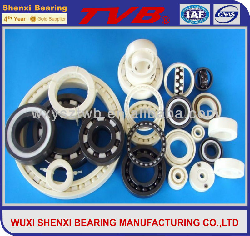 certificated ceramic bearing with high performance and low price 6311 series