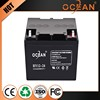 Anti-corrosion best selling 12v 24ah china supplier solar storage battery