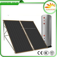 Hot Sale Pressurized Rooftop Home Solar