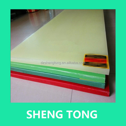 67-72 hardness pp material panel, enhanced pp cutting slab