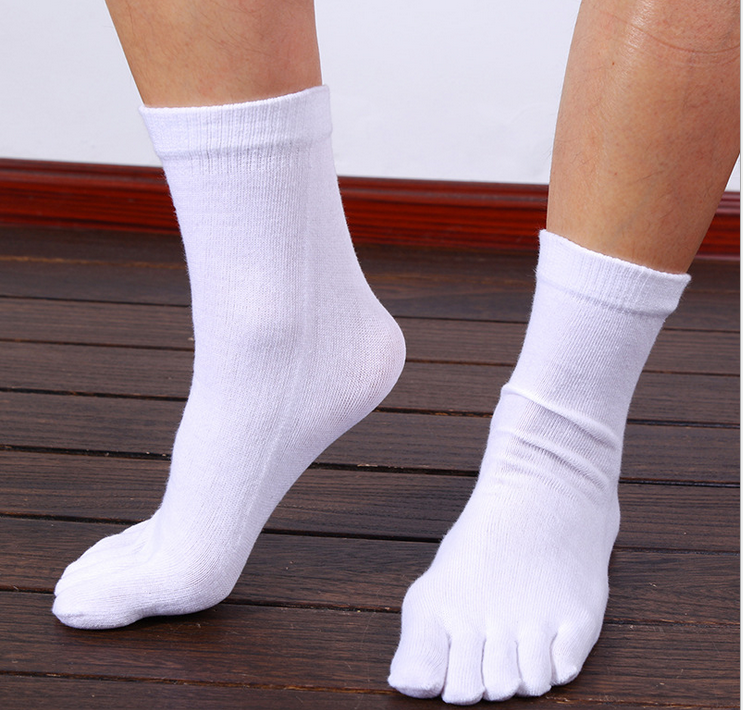 Best selling products Cotton Five Toe Socks,sports five finger socks ,New Style Men Five Toes Sport Socks