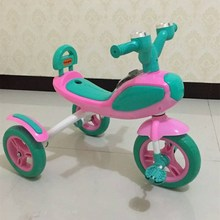 Made in China New children's Tricycle kids tricycle with colorful bright light