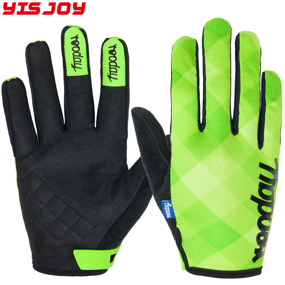 2017 winter cycling gloves full finger downhill bike gloves mtb gloves bike accessories