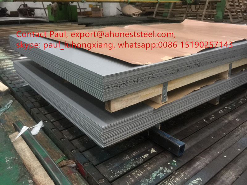 DIN 1.4006 ( AISI 410, X12Cr13 ) stainless steel plates