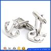 Economic Cheapest alloy custom cufflink finding