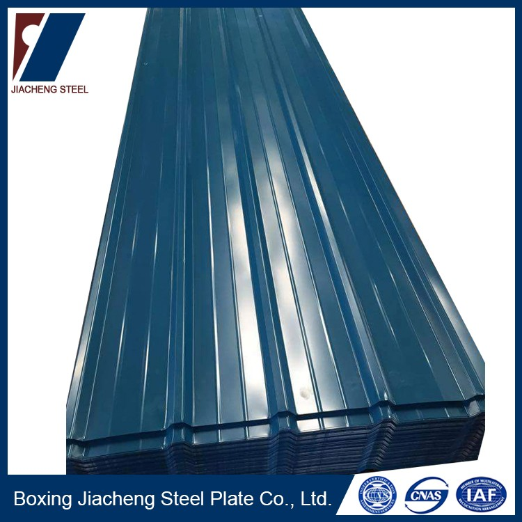 Cold Rolled Technique Galvanized (GI) Aluminum Pre Painted Corrugated Roofing Sheet