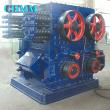 Hard Material Large Crushing Ratio Ore Mining Machine Four Teeth Roller Crusher