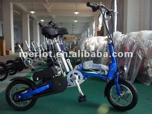 2012 NEW!electric fold up bicycle