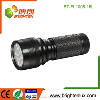 Wholesale Cheap Price Aluminum Alloy 3*AAA Battery16 Led Emergency Usage Pocket size Small Cree led flashlight wristband