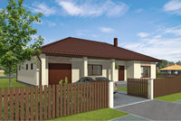 Prefab House Stacey WB 164