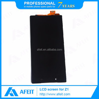 LCD Touch Screen Panel for Sony Xperia Z1 Replacement