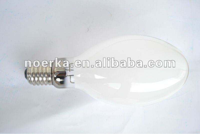 Metal halide Bulb 250W Oval White Coat