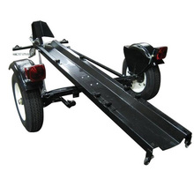 Collapsible Motorcycle Single Trailer For Sale