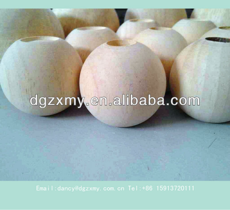 wood carving balls