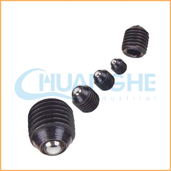 Hot Sale High Quality Dongguan Fasteners Socket Head Spring ball plunger Set screw