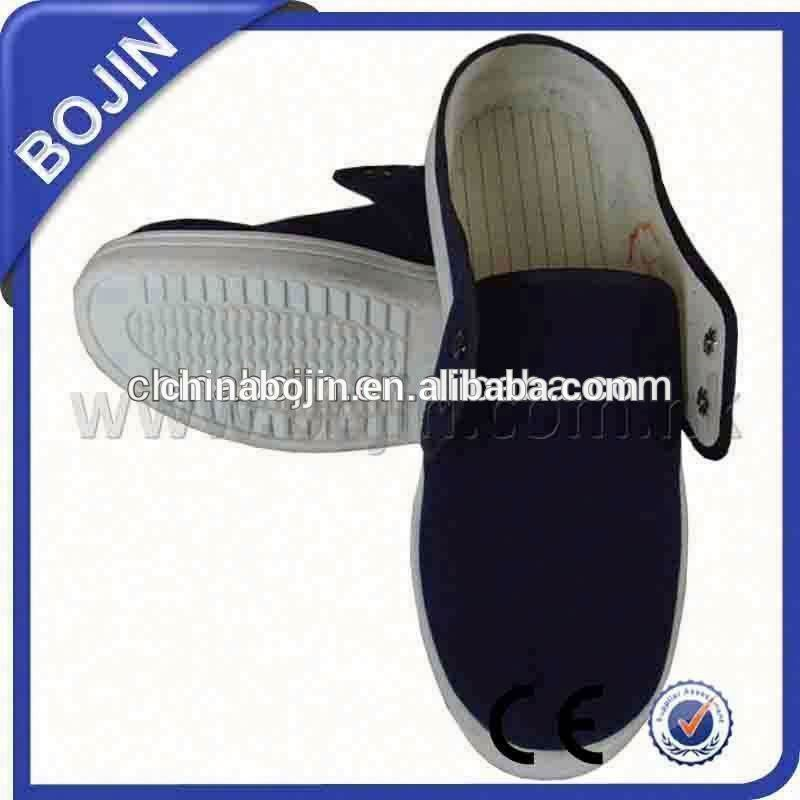 sanitary cleanroom lace-up shoes