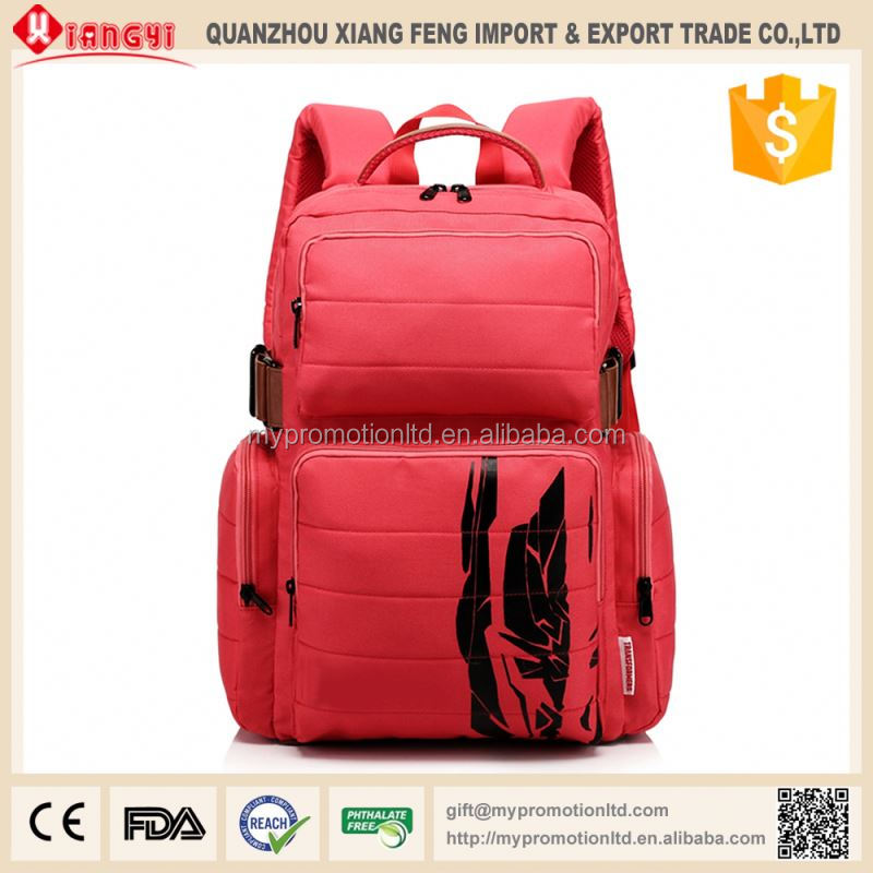 Best selling items lovely used dog kid school backpack bag manufacturer