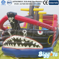 Inflatable Pirate Ship Bouncer Cheap Inflatable Bouncer for Sale
