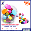 China Manufacturer Jewelry Silicone Rubber Teething Beads