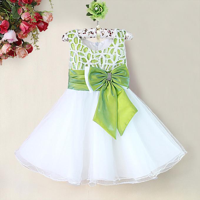 Красивый пояс на детское платье своими руками 14