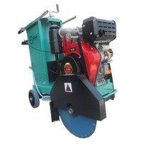 Road corner cutting machine durable in use and selling well all over the world