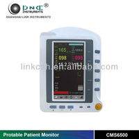 LCD monitor company Portable Patient Monitor CMS6500