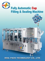 2015 Inline type Filling Sealing Machine