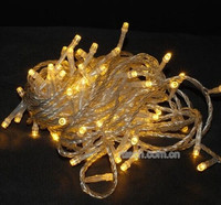10M 100 led string light fariy light For Decoration Christmas Xmas party Wedding warm white color chanagle multi color