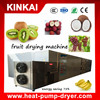 Heat pump dehydration machine/fruit processing machine for drying