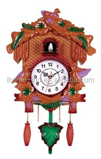 Cuckoo animal sounds clock cuckoo bird wall clock with bird come out buy cuckoo clock cuckoo - Cuckoo bird clock sound ...