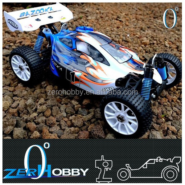 1/8th HSP Rc Car, RC Nitro Car RTR 4WD Off Road Buggy 94885