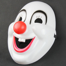 Party performance clown cartoon party plastic masks A-013003
