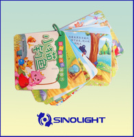 Circle binding greyboard 4C/4C colourful printing double lamination good quality card book printing