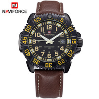 2016 NAVIFORCE Brand Men Sports Wrist Watches Water Resistant Low Price