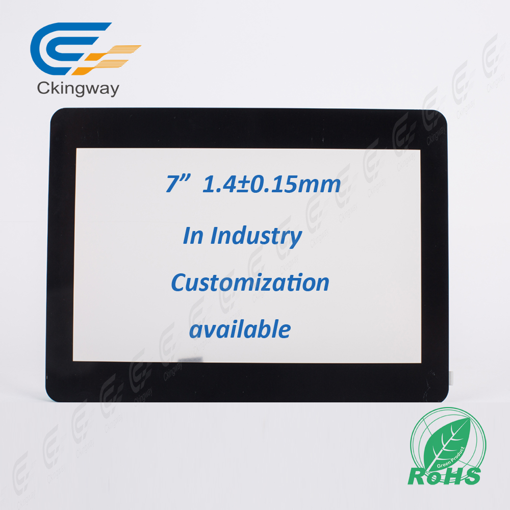 Industrial Replacement 7 Inch 5 Wire Restistive Touchscreen for tablet pc