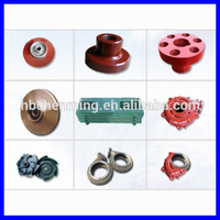 China Customized Shaft Mechanical Seals for Slurry water Pump for exporting