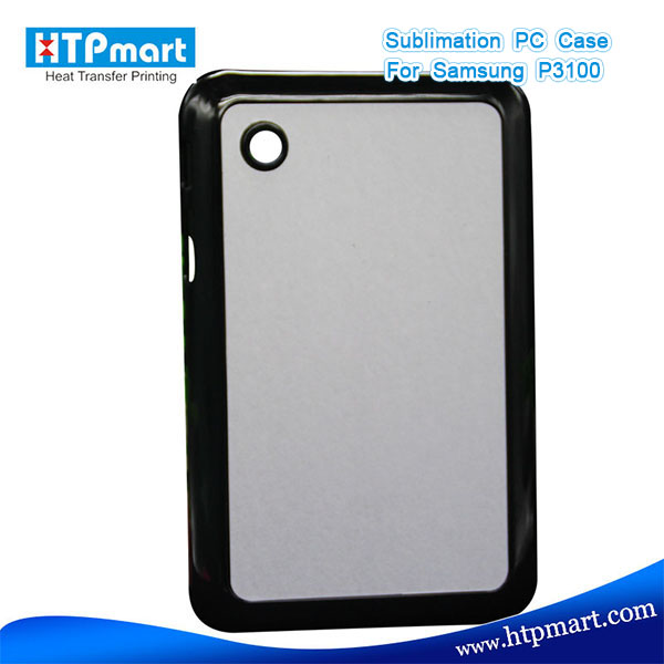 2D pc blank sublimation phone case for samsung galaxy tab 2 p3100