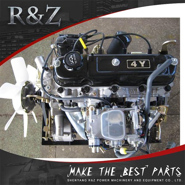 Двигатель от тойота 4y