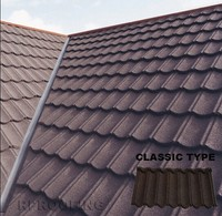 Hot selling Used Roof Tiles for Sale,Stone Coated Metal Roofing Tile