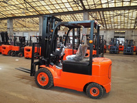 electric lift truck3t forklift with 1220mm fork
