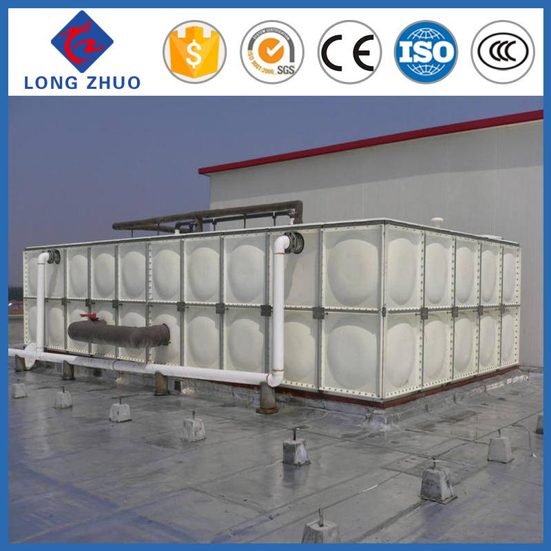 SMC portable water storage tanks/ GRP combined water tank/ SMC water storage tank