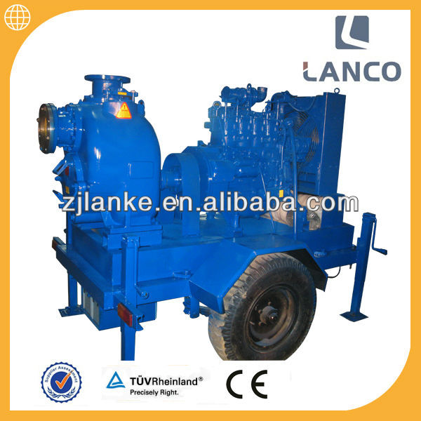 Lanco brand diesel pump for mitsubishi engine