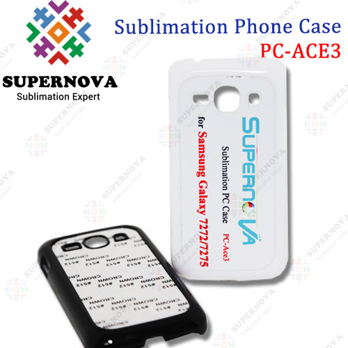 Printable Plastic Phone Cover for Samsung Galaxy ACE3 |S7272|S7252