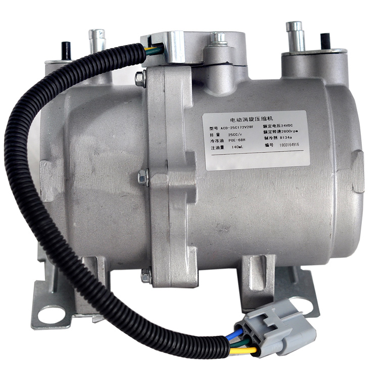 low vibration electric automotive scroll <strong>ac</strong> compressor for sale